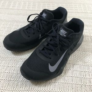 Nike Training Black Shoes Running